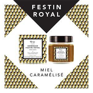 Miel-caramelise